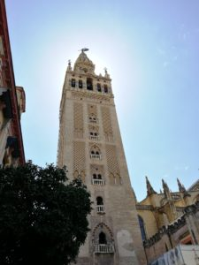 SEVILLA AND THE NEW BEGINNING