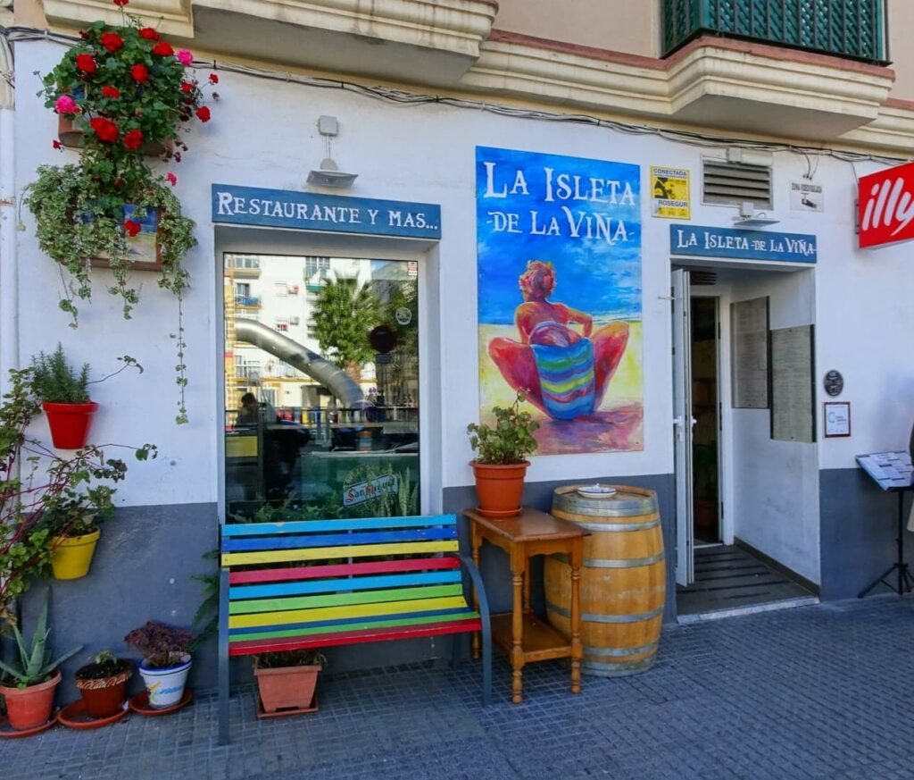 MY 'EATING GREEN IN CÁDIZ' GUIDE - where to eat good healthy, vegetarian and/or vegan food in Cádiz