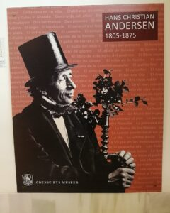 This is Hans Christian Andersen. This poster acutally hangs in my local library in Cádiz
